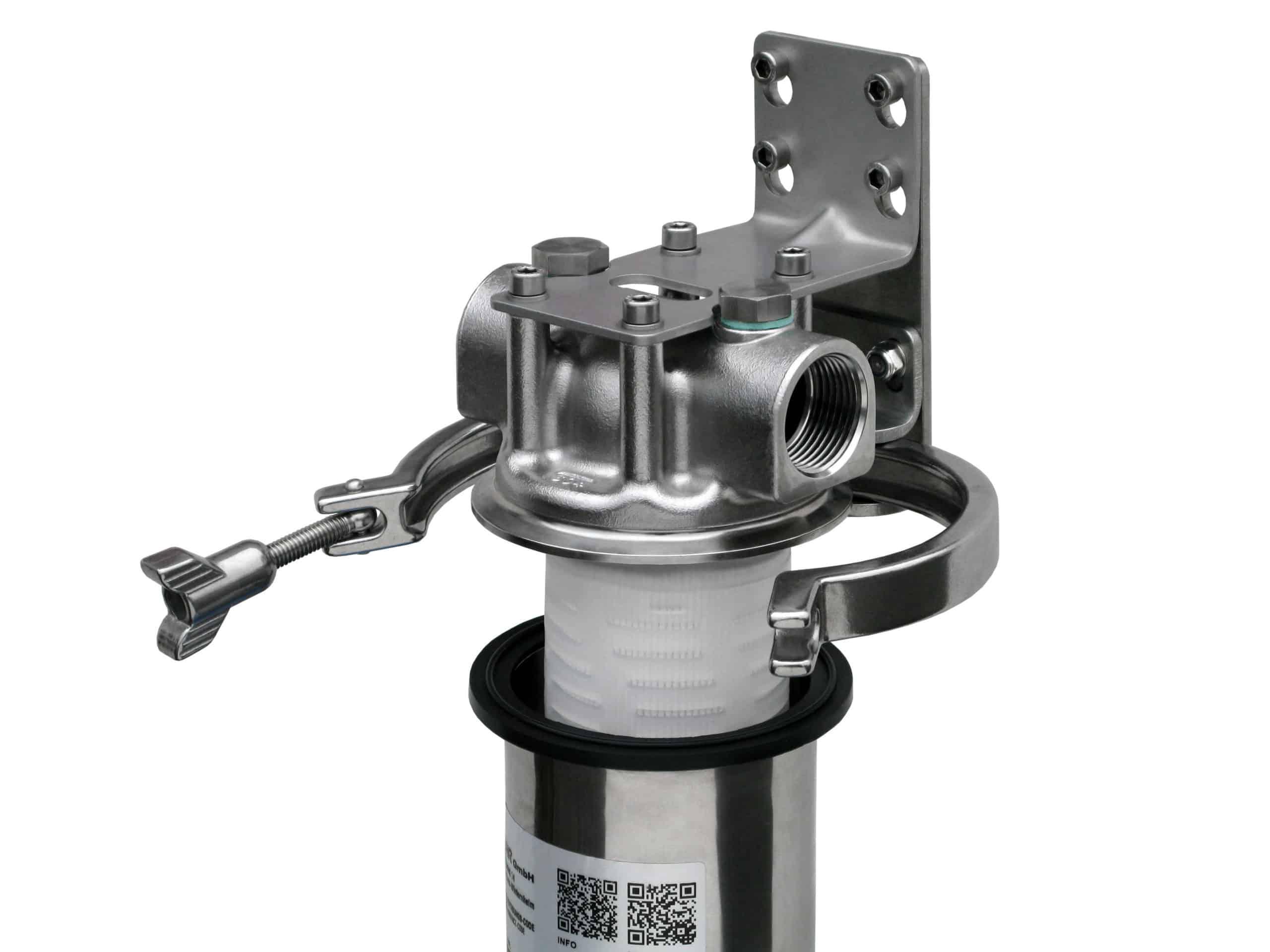 Filtergehäuse 1FUC_Zusatzhalter