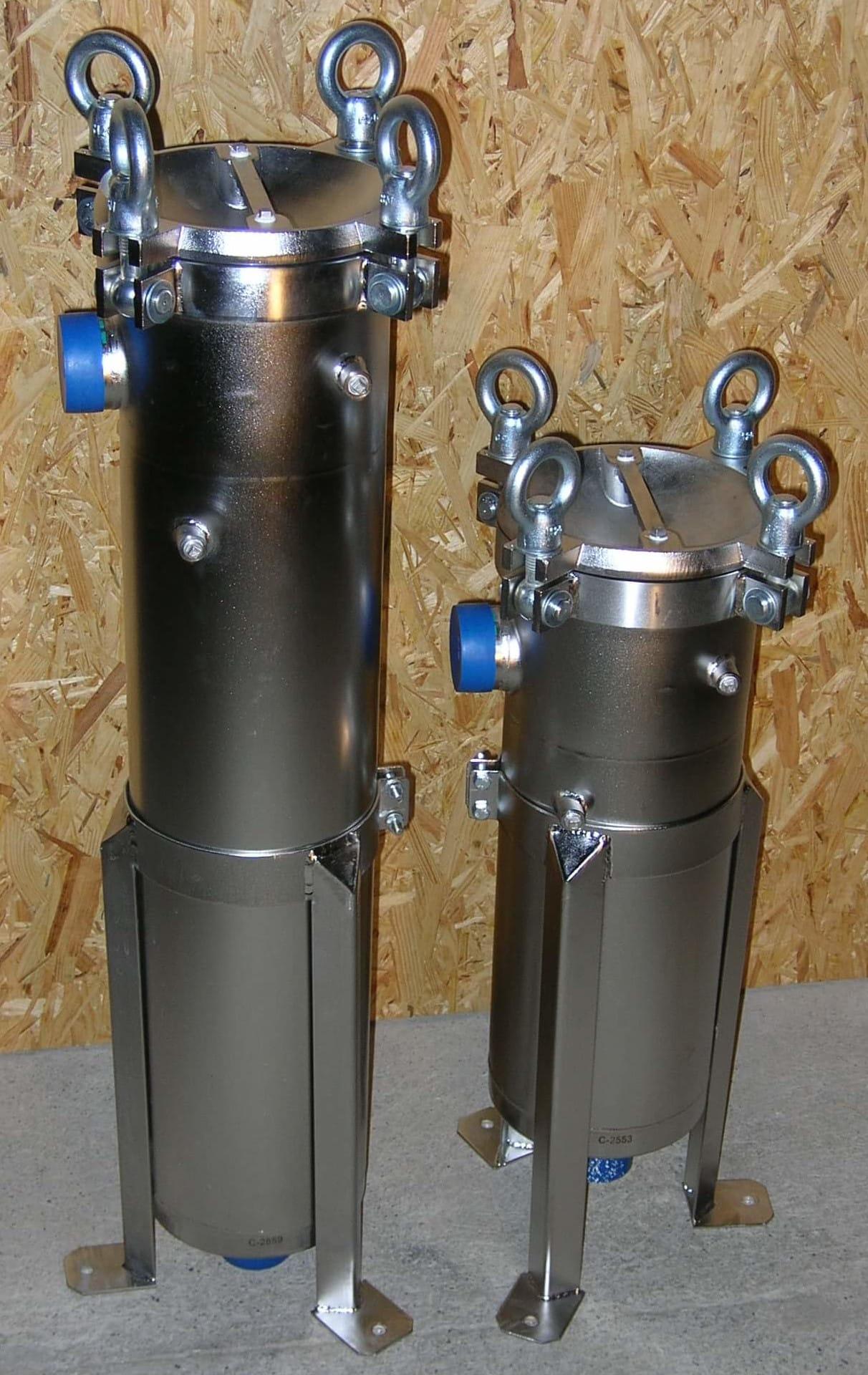 Filtergehäuse ALGS