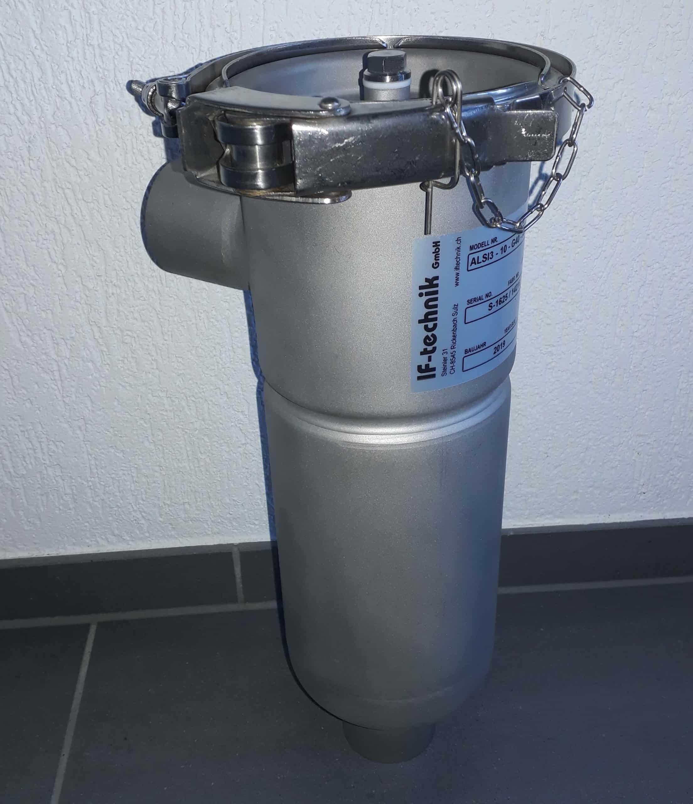Filtergehäuse ALSI-C