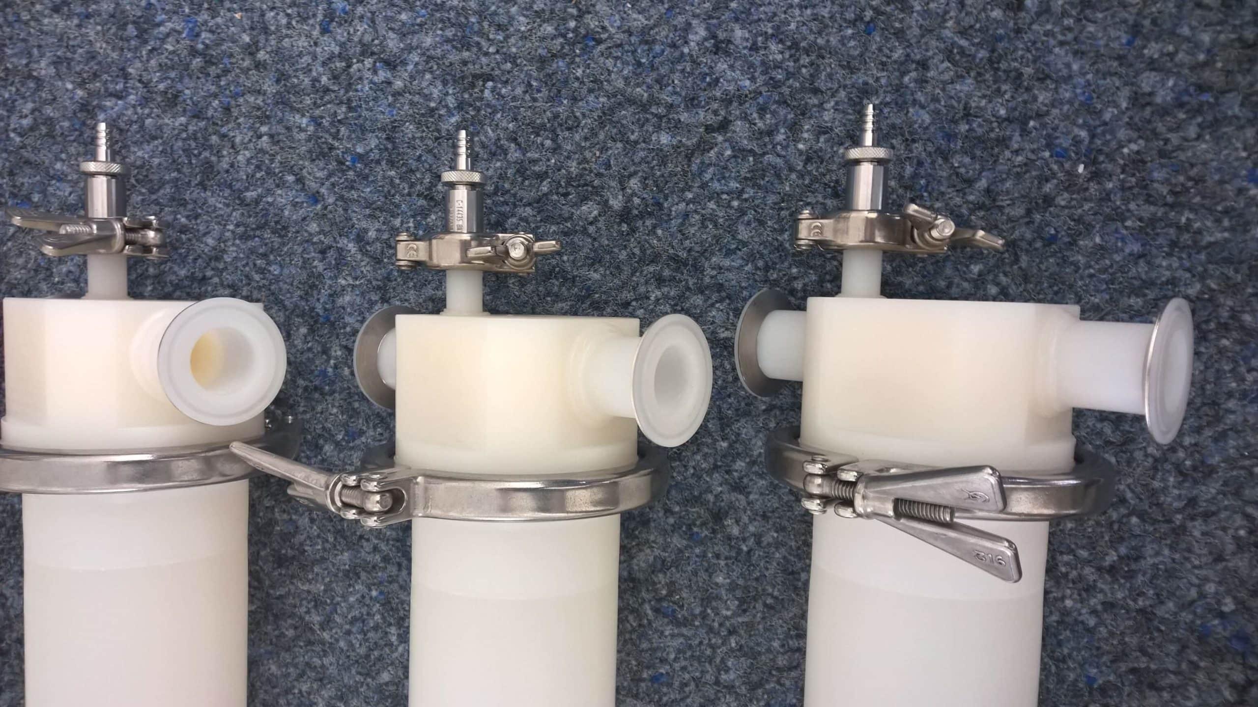 Filtergehäuse PVDF