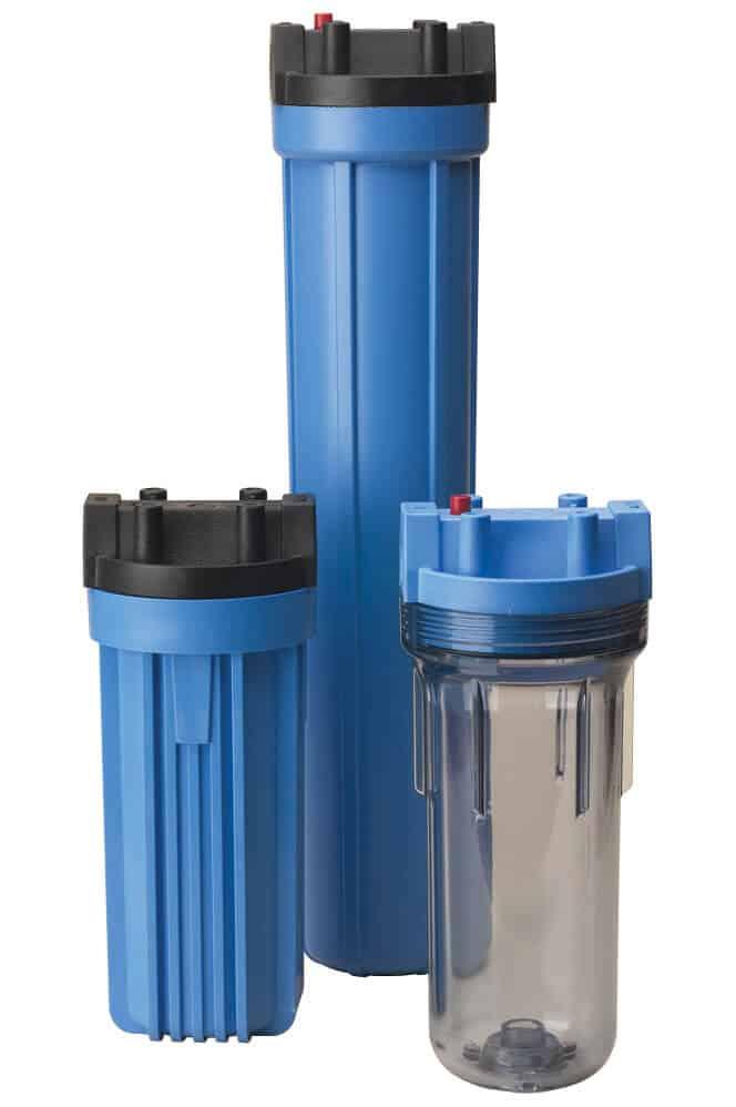 Filtergehäuse Standard